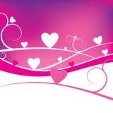 Valentine Background Foto de archivo libre de regalías
