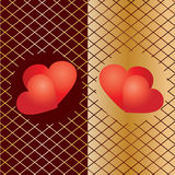 Valentine background 5 Stock Images