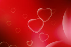 Valentine Background. Background abstract and heart background Royalty Free Stock Photo