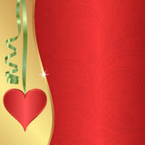 Valentine background Royalty Free Stock Image
