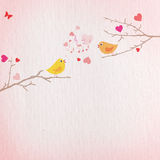 Valentine background or texture. Royalty Free Stock Images
