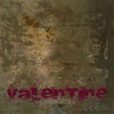 Valentine Background with Valentine Text Royalty Free Stock Photos