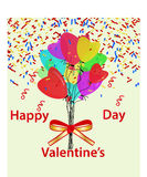 Valentine background. It is valentines background.Everybody it is a celebration of valentine day Stock Images