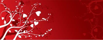 Valentine background, vector Royalty Free Stock Photos