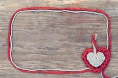 Valentine background Stock Photography