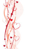 Valentine background for your design stock photos