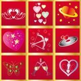 Valentine Background7 Stock Photos