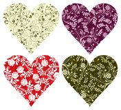 Valentine backgrounds,  Royalty Free Stock Photography