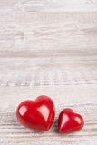Valentine backround, text space Royalty Free Stock Images