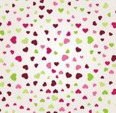 Valentine Banner Imagen de archivo