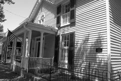 The Valentine Baugh House - Abingdon, Virginia Stock Image