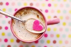 Valentine beverage