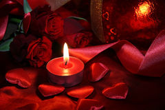 Valentines Day  Romantic Love  Stock Images