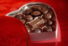 Valentine candy. Stock Photos