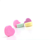 Valentine Candy Stock Photos