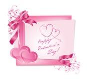 Valentine card 1 Royalty Free Stock Image