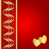 Valentine Card Royalty Free Stock Photos