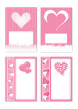 Valentine Card 3 Royalty Free Stock Image