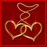 Valentine Card stock abbildung