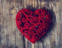 Valentine Card Fotografie Stock
