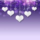 Valentine Card Immagini Stock