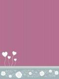 Valentine card Stock Image