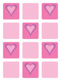 Valentine card Stock Photo