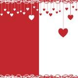Valentine card Royalty Free Stock Photo