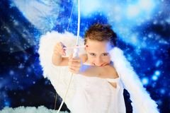 Valentine celebration Stock Photography