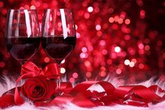 Valentine celebration Royalty Free Stock Images