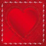 Valentine celebration hearts Stock Photography