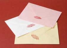 Valentine chanceux Image libre de droits