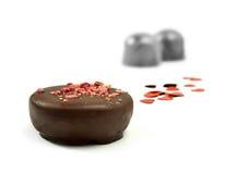 Valentine Chocolates Stock Photos