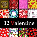 Valentine collection Stock Photo