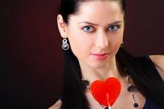 Valentine concept Stock Photos