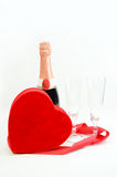 Valentine concept Royalty Free Stock Images