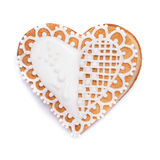 Valentine cookie Stock Photos