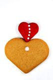 Valentine cookies Stock Photo