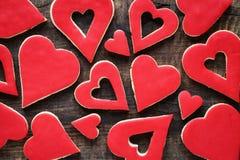 Free Valentine Cookies Royalty Free Stock Photos - 49860888