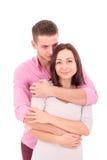 Valentine Couple Imagens de Stock