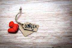 valentine d'amour Photos libres de droits
