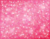 Valentine-dagachtergrond Stock Afbeelding