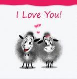 Valentine-dagpatroon Royalty-vrije Stock Fotografie