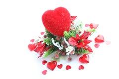 Valentine day. The saint Valentine day decoration Stock Photo
