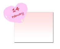 Valentine day. Royalty Free Stock Image
