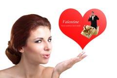 Valentine Day Foto de archivo libre de regalías