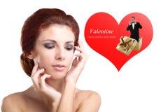 Valentine Day Imágenes de archivo libres de regalías