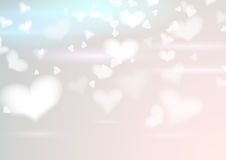 Valentine day abstract background Royalty Free Stock Photo