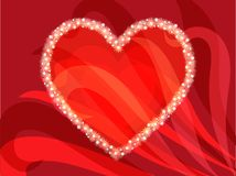 Valentine day background Royalty Free Stock Photography