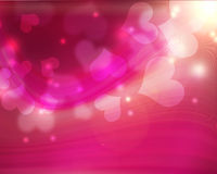 Valentine day background Stock Photo
